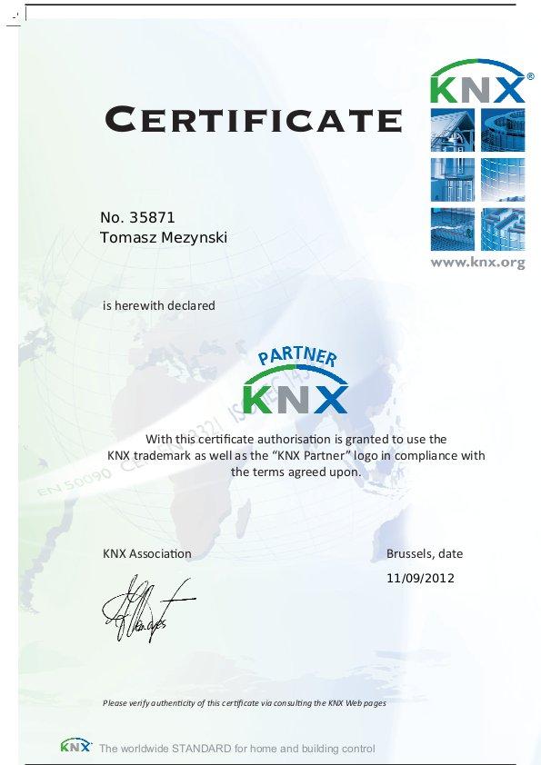 KNX_Tomasz_Mezynski