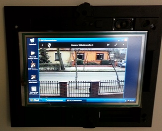 GIRA Control 9 Video intercom